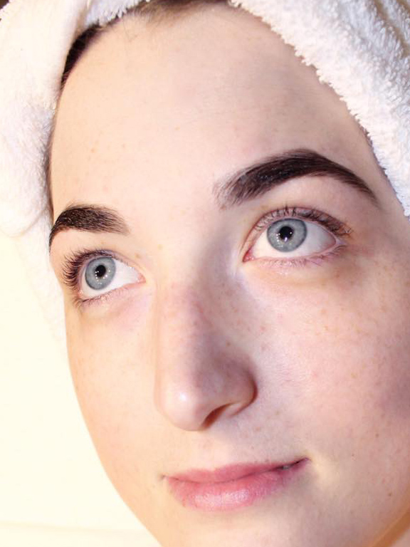 Ombre Eyebrows Gentle Touch Spa Amp Laser Gentle Touch