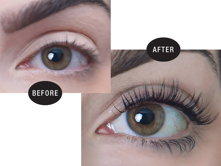 Lash Lift & Tint - Gentle Touch Spa & Laser | Gentle Touch